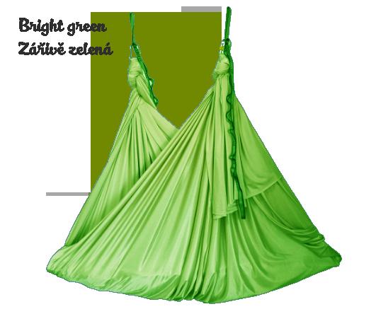 Bright green_zářivě zelená